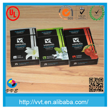 Wholesale paper packaging box for electronics cigarette