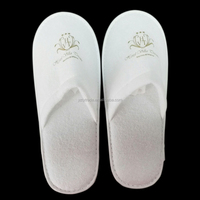 Factory made customized make your own for hotel slippers
