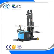 Plastic small forklift for sale with AC Motor KLR