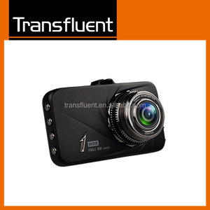 "Car Vehicle DVR Novatek 96650 Full HD Car Camera Vehicle Blackbox DVR 3"" LCD 170 Degree Wide Angle"
