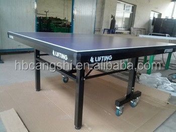 cheap branded table tennis net,branded pool table,logo customized TT Table