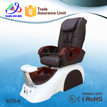 Factory supplies salon furniture and equipment used spa pedicure chairs (KM-S171-8)