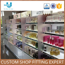 Wholesale Cheap Modern Design Shop Furniture Cosmetic Store Shelves