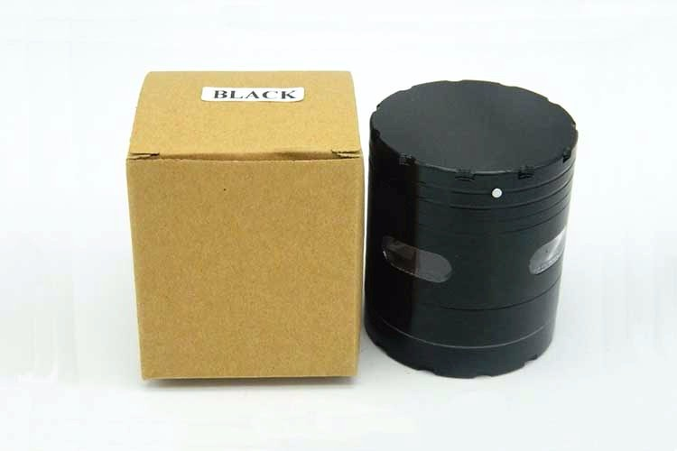 T036GA LVHE Best Selling Products Aluminum 4 Parts Industrial Herb Grinder