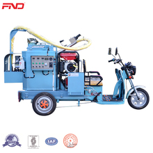 FND-DG120 Electric Vehicle Crack Sealing Machine/Slurry Seal Machine