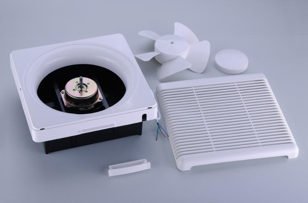 Kdk Air Suction Fan Air Flow Extractor Fans Automatic Ventilation ...