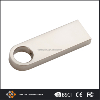 New products 2016 custom logo 1gb to 64gb mini metal usb flash drive