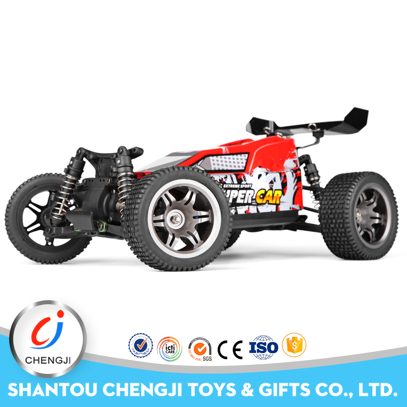 Hot selling 1:12 rc 2.4G four wheel drive toy car