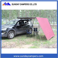 4wd pop up tent awning camping car awning with annex room
