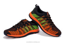 Wholesale outdoor sport shoes man running shoes light running shoes