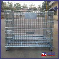 Galvanized Storage Container/Cage
