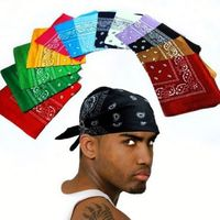 Wholesale Multifunction Cotton Cheap Bandana Operation Hat With Different Design