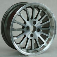 13 inch car alloy rim 4x100