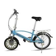 FMT manufacturer price new light weight folding and portable electric bike/bicycle with hidden battery