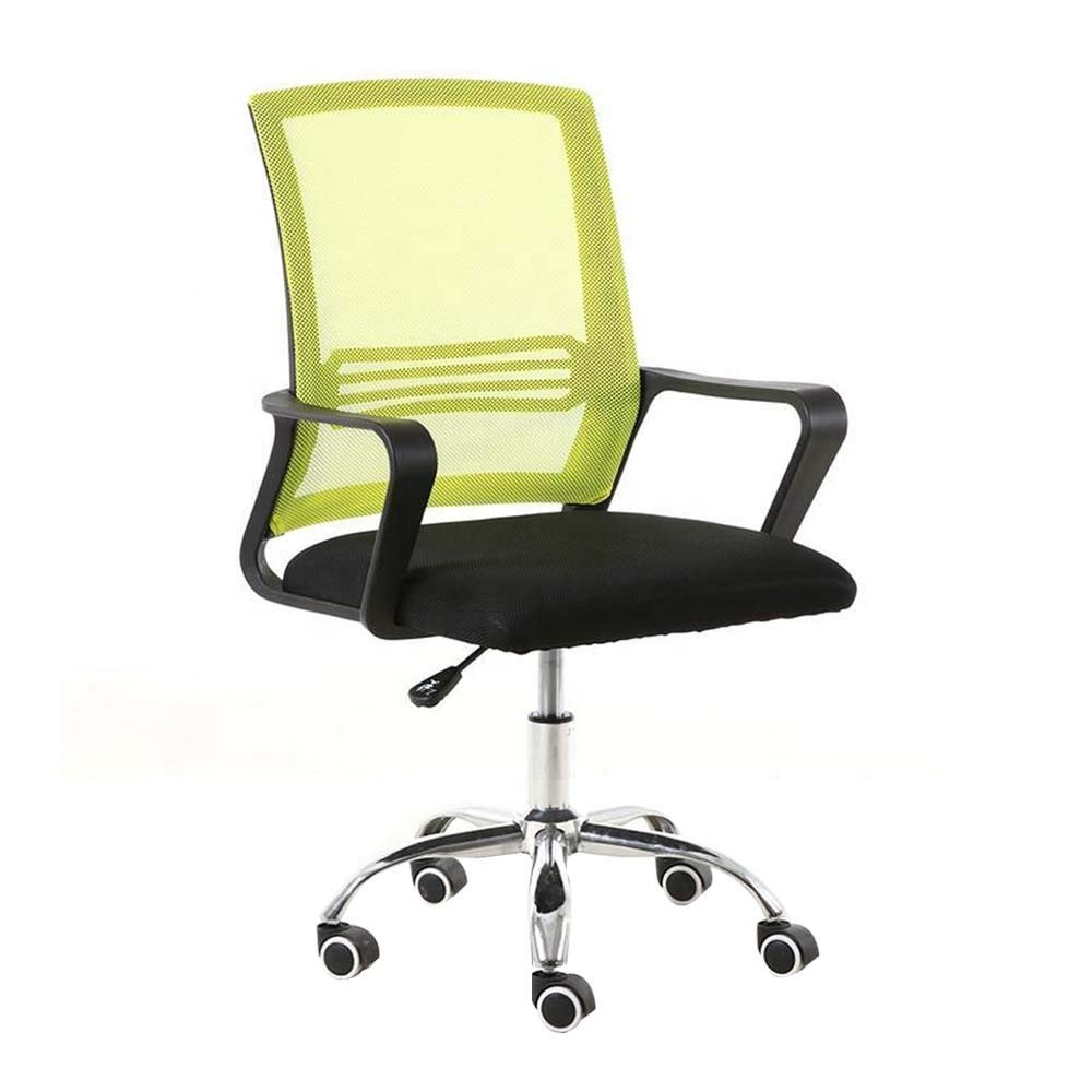 cheap executive mesh swivel height adjustable home office desk chair