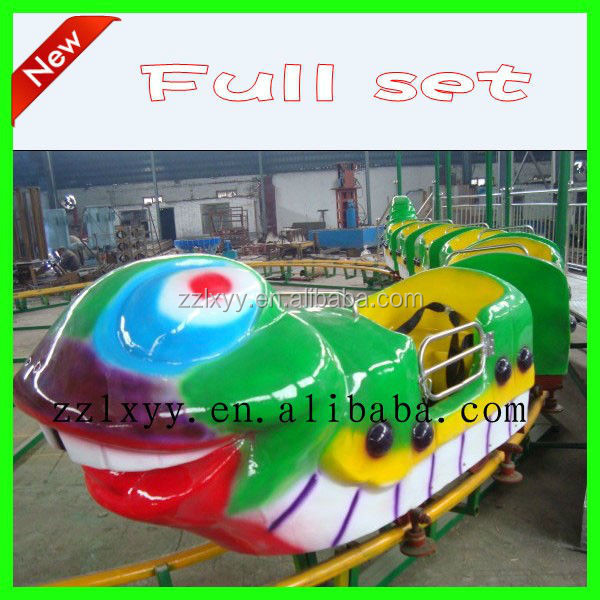 2015 China kiddie rides cheap roller coaster for sale, mini roller coaster for sale , small roller coaster for sale