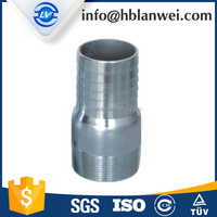 Carbon Steel NPT Standard King Combination Pipe Nipple KC Nipple