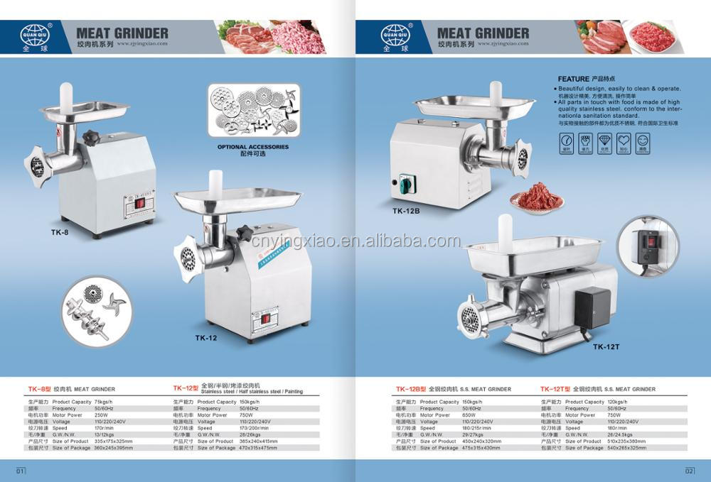 Electricfrozen meat sawing machine bone saw machine