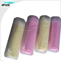 High Density Synthetic-chamois Clean Cham, Yellow,Pink