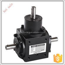 NOSEN small 90 angle degree spiral bevel gearbox