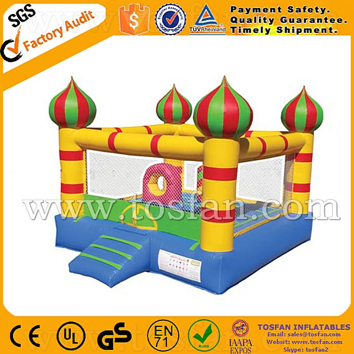 Outdoor toys inflatable jumping castles china inflatable amusement park A1013