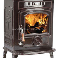 Cheap Cast Rion Wood Burning Stove