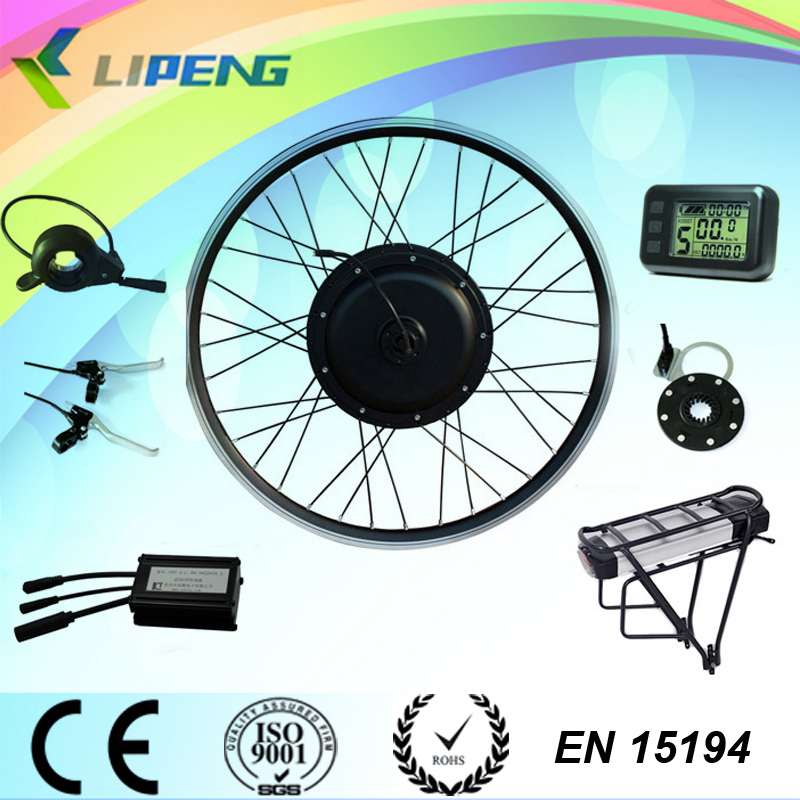 2018 Hot Sale 1000w Hub Motor Electric Bicycle Conversion Kit Scooter Wheel Kit