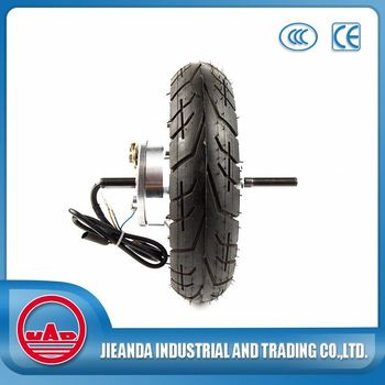 24v 250w electric wheel brushless hub motor made by China factory