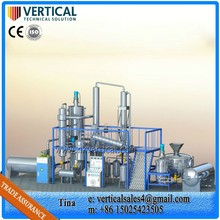 VTS-DP Oil refining machine Oil refinery equipment Oil refinery