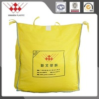 Made in China superior quality plastic jumbo bag