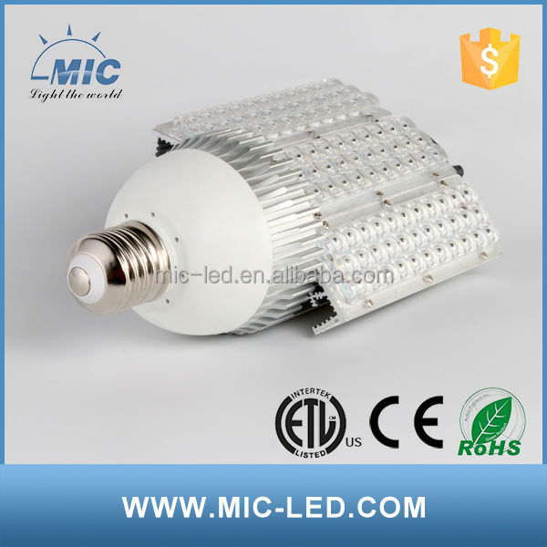 Best price high power e40 80w aluminum die casting led street light housing/E40 led streetlight