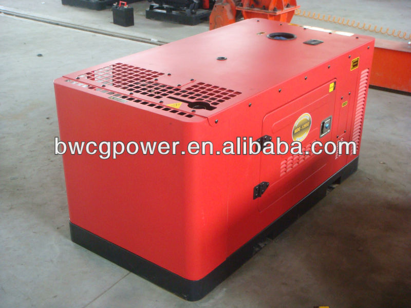 Hot Sell! 10kW Chinese Soundproof Diesel enerator