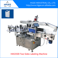 Double Side Labeling Machine (Screen Protector Double Sides Auto Labeling)