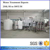 Big Size Deep Well Water Mineral Water Treatment Machine
