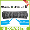 Ultra Mini Thin Keyboard With Fly Mouse For Google TV