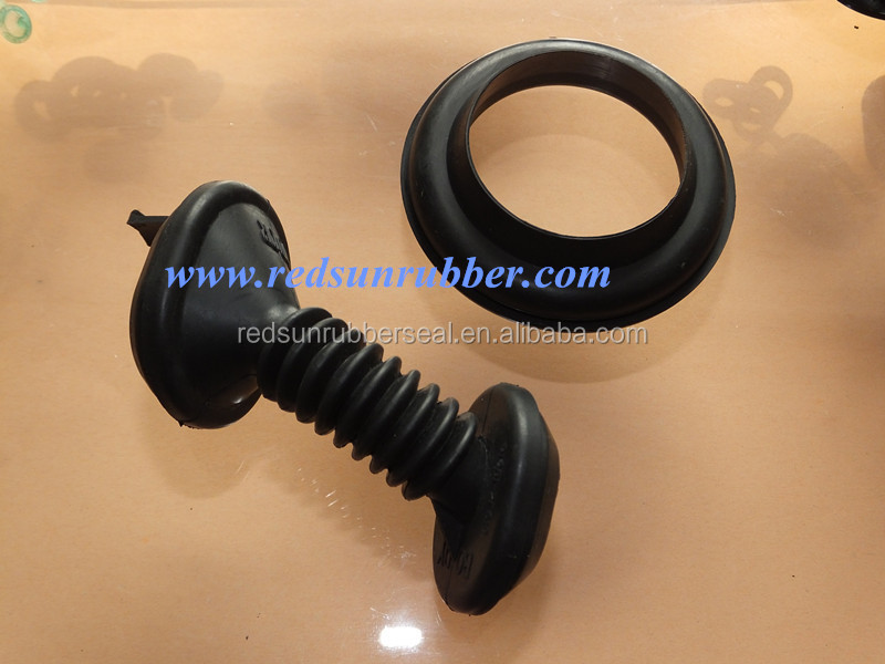 molded rubber sealing component