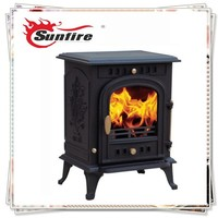 Small Wood Fired Fireplace Stoves