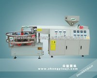6 station rotary blow molding machine