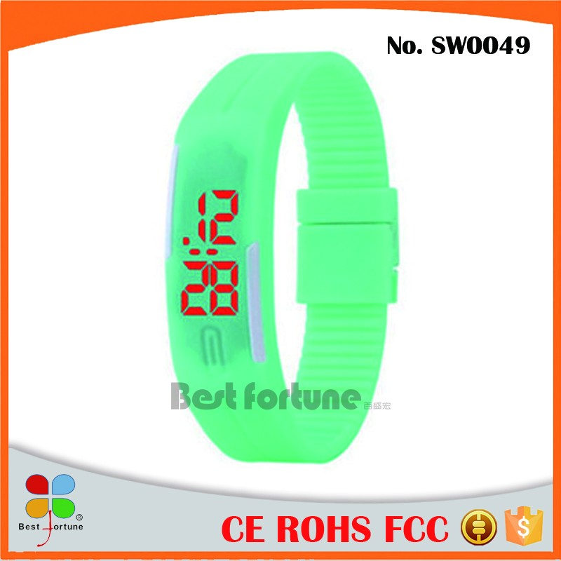 Trading & Supplier Of China Products Fashion Watch And Promotional Silicon Wristwatch