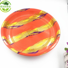 disposable food packaging / disposable plastic sushi tray