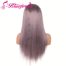 Tangle free human hair full silk caps lace wig