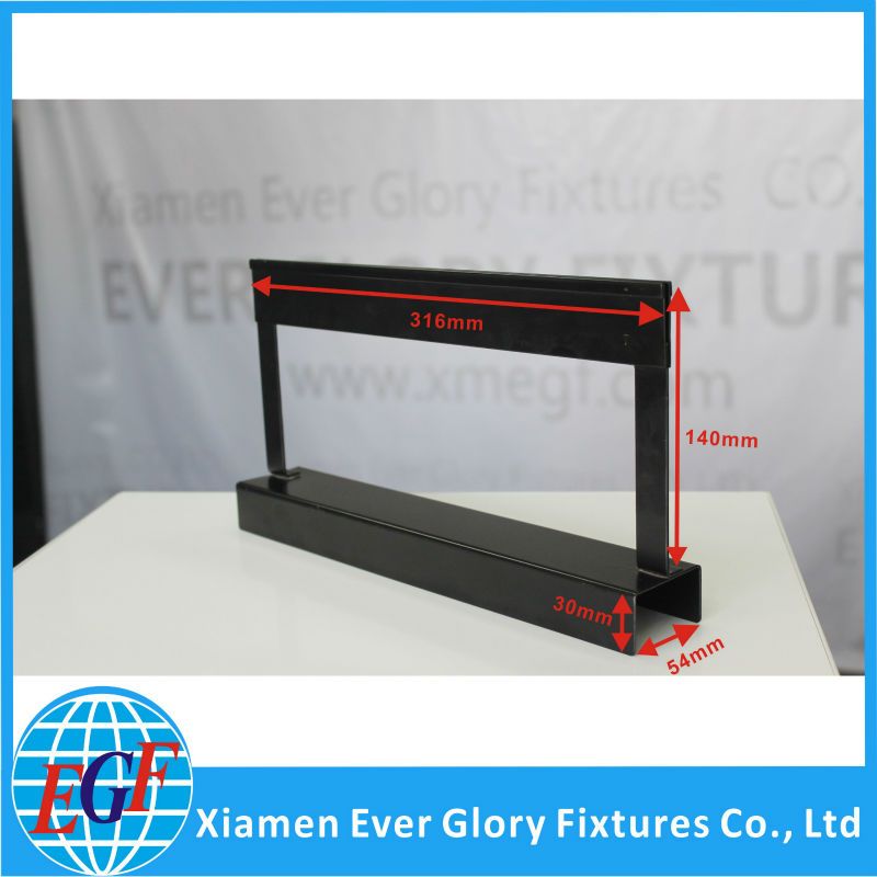 Counter Top Metal SignHolder