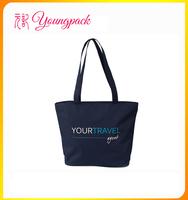 customize high quality polyester travel bag for promotion