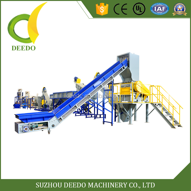Factory directly easy maintenance buy plastic recycling