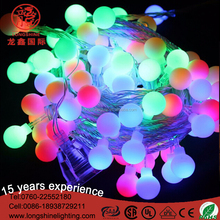 LED Light String Outdoor LED Ball Party Lighting