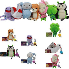New Creative Kids Education Toys In Amazon Stuffed Plush Animals Toys Mini Soft Baby Dolls