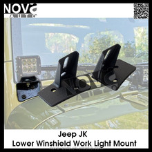 Mounting Bracket Stainless Steel 4x4 Accessory car parts led light bar mount auto spare parts