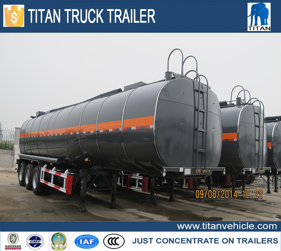 Best price Asphalt/pitch/Bitumen semi trailer truck for sale