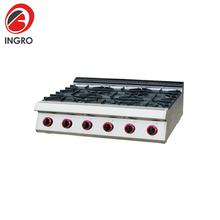 Hotel Commercial Best Gas Ranges For Home Use/Gas Stove Best Brand/Restaurant Gas Stoves