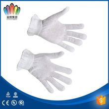 FT SAFETTY Combined colored yarn knitted working gloves , cheap working gloves